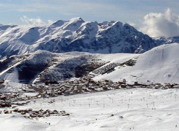 Alpe d'Huez - Team building