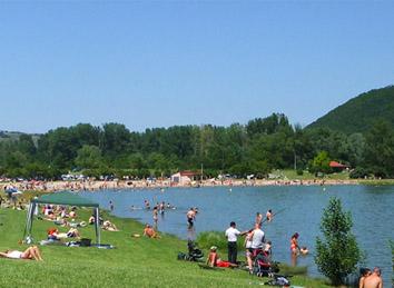 Lac de Condrieu