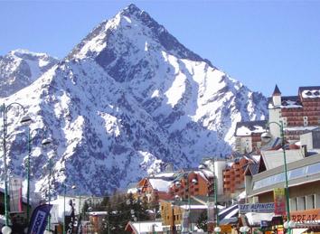 Les deux alpes - Team building