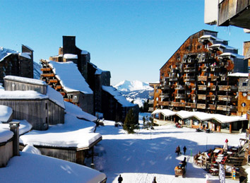 Morzine Avoriaz - Team building