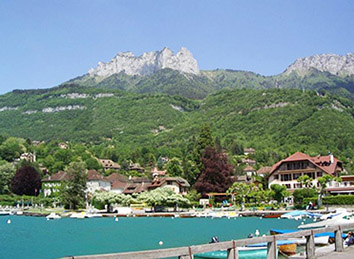 Talloires Annecy - Team building