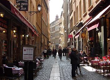 Les 6 travaux Lyonnais