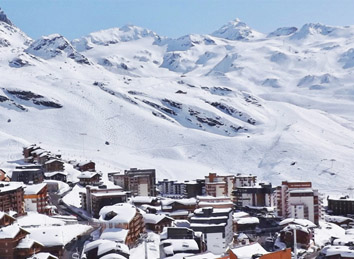 Val Thorens - Team building