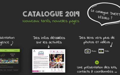 Catalogue 2019 DIVERTY events