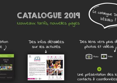 Catalogue DIVERTY events
