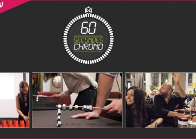 60 secondes chrono : nouvelle version