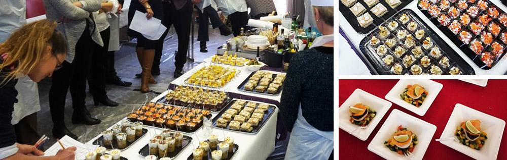 Diverty events team building cuisine