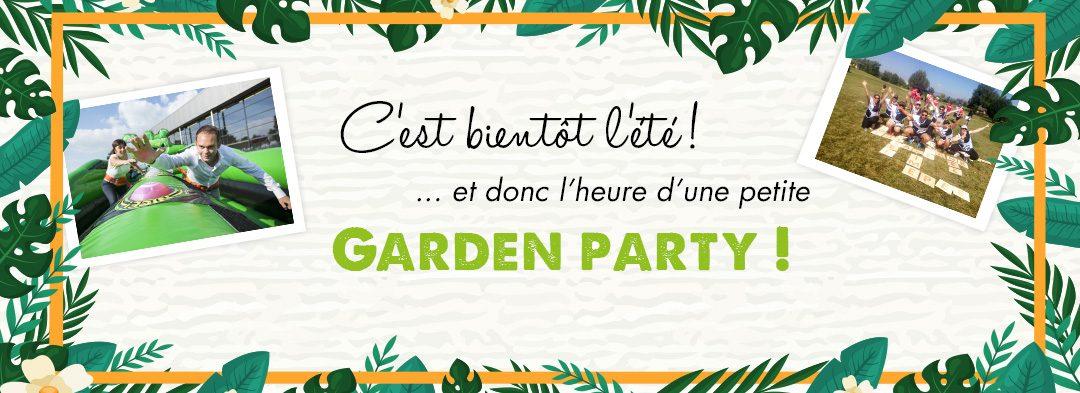 Challenge Garden Party