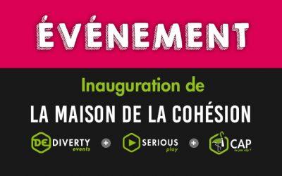 Inauguration de la Maison de la cohésion