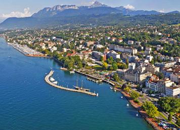 Activité team building Evian-Les-Bains