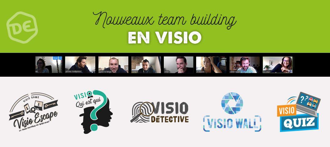 Team building en visio conférence