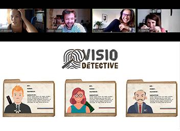 Team building Visio - Visio detective