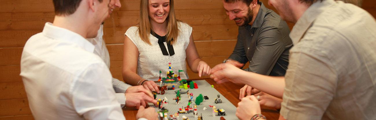 Lego Serious Play - Facilitation