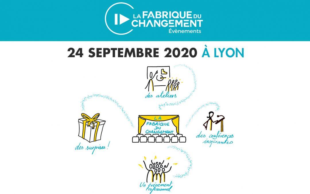 Diverty events - Fabrique du changement 2020 Lyon