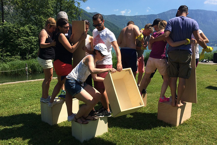 Summer games Team Building Sportif