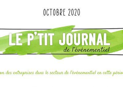 Newsletter Octobre 2020
