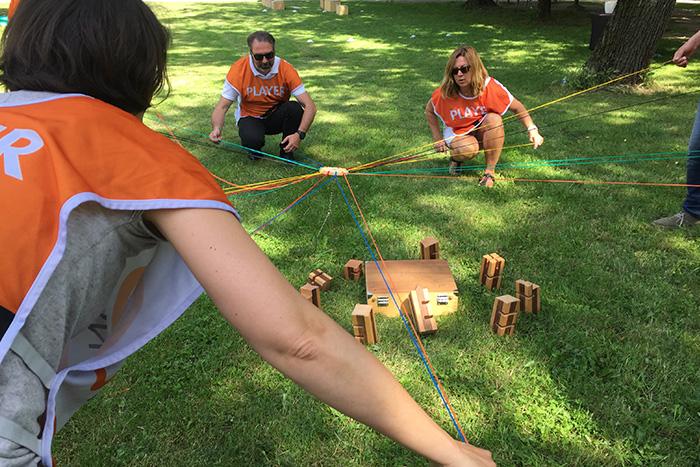 Team Building sportif Diverty events
