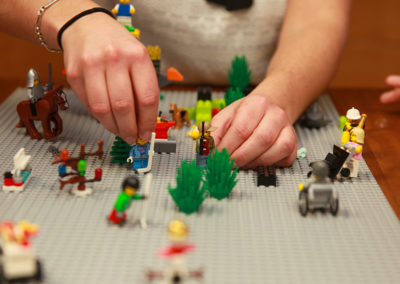 La méthode Lego Serious Play