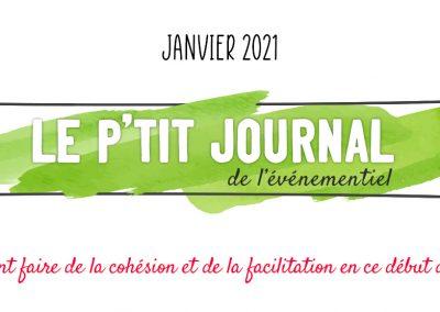 Newsletter Janvier 2021
