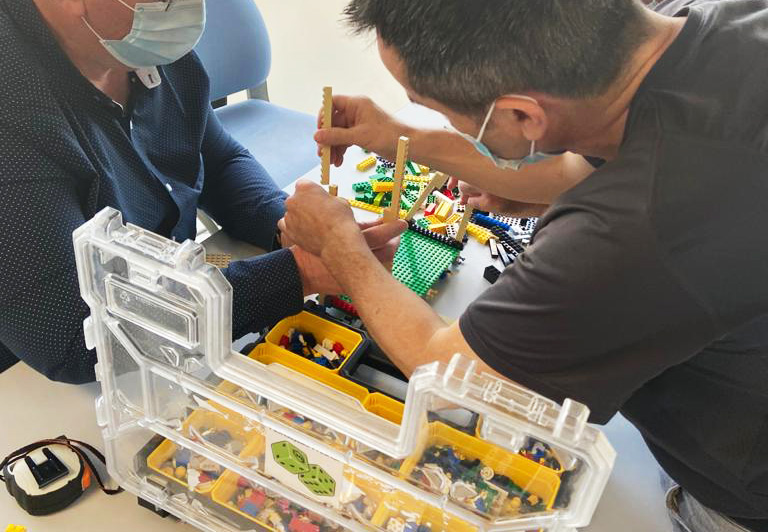 Team building et facilitation