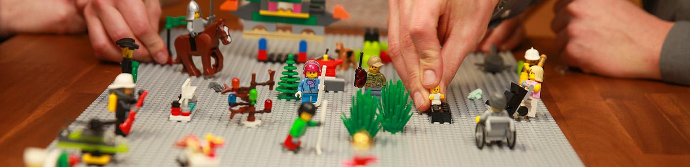 Facilitation Lego