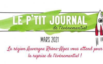 L'événementiel en région Rhône-Alpes