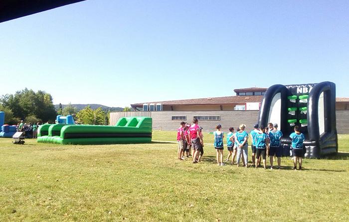 Team building extérieur en Rhône-Alpes