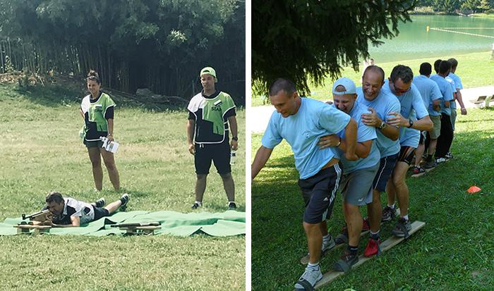 Summer Games - Team building outdoor
