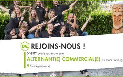 Alternance – Commercial(e) Team building