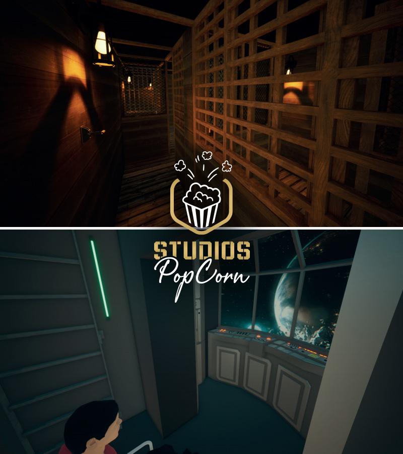 Visuel Studios PopCorn