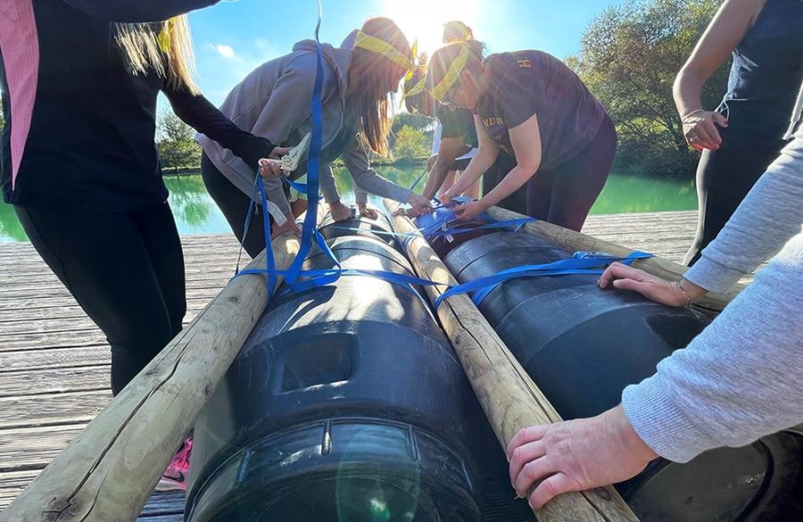 Activité team building Rhône-Alpes